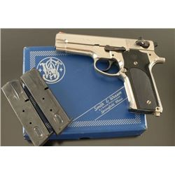 Smith & Wesson 59 9mm SN: A664632