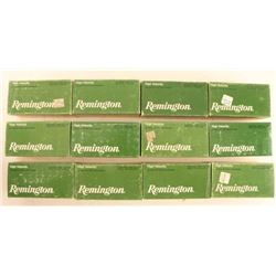 Lot of 22 Remington Jet Ammo