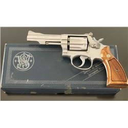 Smith & Wesson 67 .38 Spl SN: 5K19275