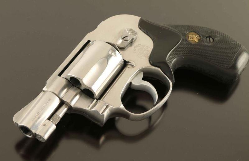 Smith & Wesson 649  38 Spl SN: AVU7101