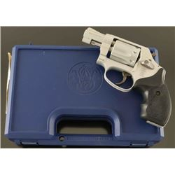 Smith & Wesson 317-2 .22 LR SN: CFU4938