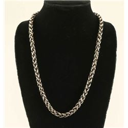 Substantial Sterling Silver Chain