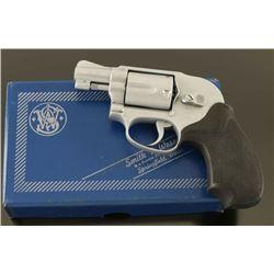 Smith & Wesson 49 .38 Spl SN: J798227