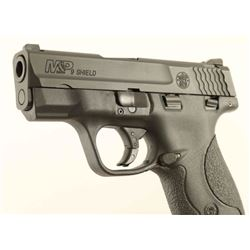 Smith & Wesson M&P 9 Shield 9mm SN: HWX0196