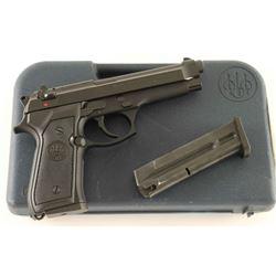Beretta 92FS 9mm SN: J11242Z