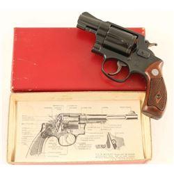 Smith & Wesson Pre 36 .38 Spl SN: 20881