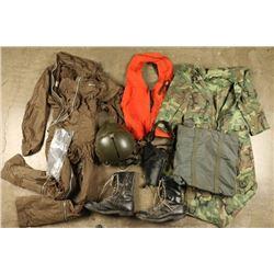 US Army Vietnam Items