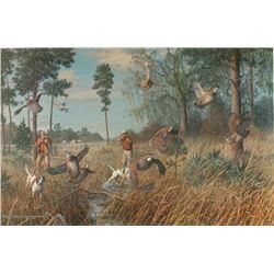 Limited Edition Fine Art Print by Harry C. Adamson