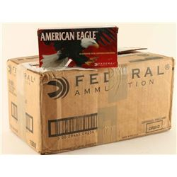 Lot of 40S&W FMJ Ammo