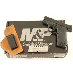 Smith & Wesson M&P 9 Shield 9mm SN: LEJ6869
