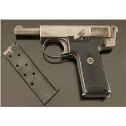 Webley Model 1908 .32 ACP SN: 111790