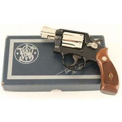 Smith & Wesson 12-2 .38 Spl SN: C813023