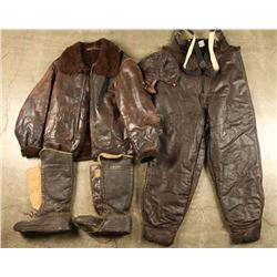 1930s Leather Lot