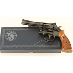 Smith & Wesson 18-4 .22 LR SN: 82K6976