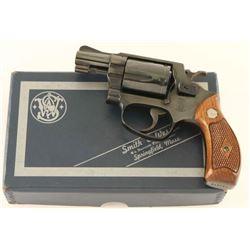 Smith & Wesson 36 .38 Spl SN: 216124