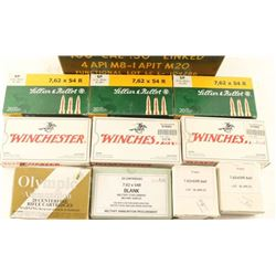 Lot of 7.62x54