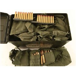 Lot of 30 Cal Military
