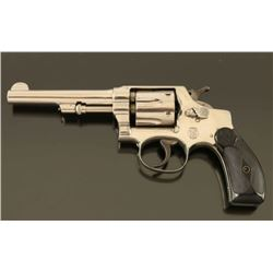 Smith & Wesson .32 Hand Ejector SN: 334022
