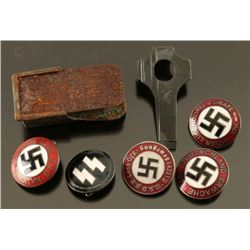 German Military Collectibles
