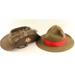 Akubra First World War Light Horse Slouch Hat