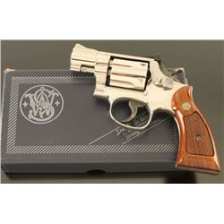 Smith & Wesson 15-4 .38 Spl SN: 30K3144