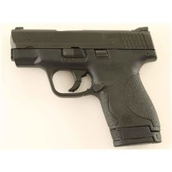 Smith & Wesson M&P 9 Shield 9mm SN: HUV8980