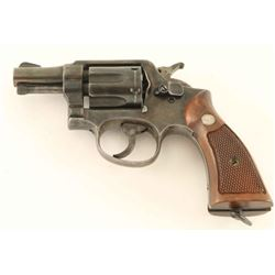 Smith & Wesson Pre-10 .38 Spl SN: 91777