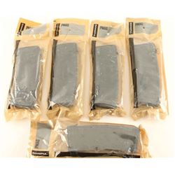 Lot 5 AR-15/M-16 Mags