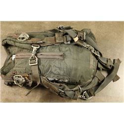 Parachute Backpack with Harness