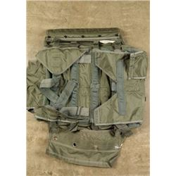 Backpack Parachute Assembly