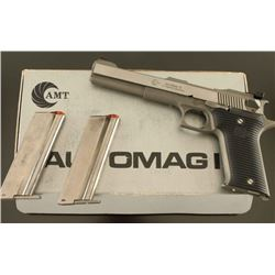 AMT Automag II .22 Mag SN: M04826