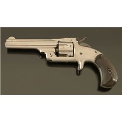 Smith & Wesson .32 Single Action SN: 3503