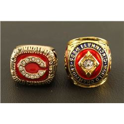 Lot of 6 Repro Championship Rings