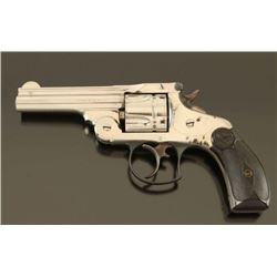 Smith & Wesson .38 Double Action SN: 93393