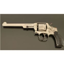 Smith & Wesson .32 Hand Ejector SN: 63686