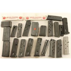 Lot of Pistol Mags