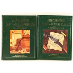 Lot of 2 Winchester Books