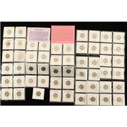 Collectors Lot of Nickels & Dimes
