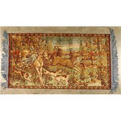 Hunting Scene Tapestry