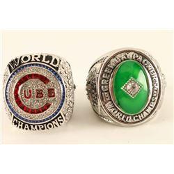 (2) Repro Champions Rings