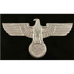 Metal Nazi Railway Eagle