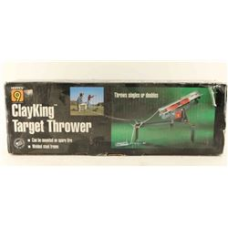 Hoppe's 9 Clay King Target Thrower