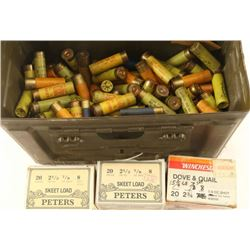 Ammo Can of Mixed Shotgun Ammo