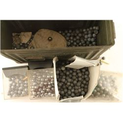 Lot of Assorted Ball Ammo