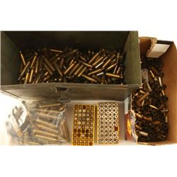 Ammo Can of Mixed Brass