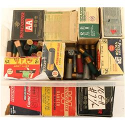 Lot of Shotgun Ammo