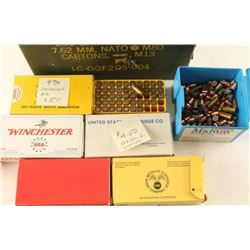 Mixed Lot of 9mm