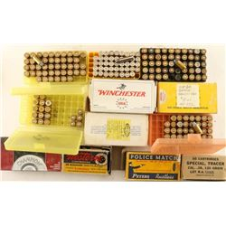 Boxed Lot of Mixed Ammo