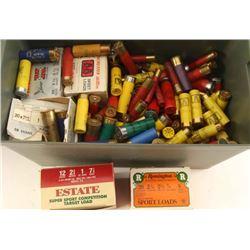 Lot of Shotgun Ammo
