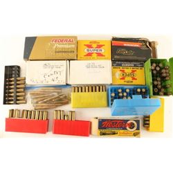 Lot of Mixed Rifle Ammo